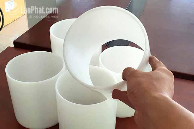 lõi nhựa cuộn film d153