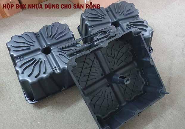 Hộp nhụa, Box nhựa dùng trong công nghệ sàn rỗng