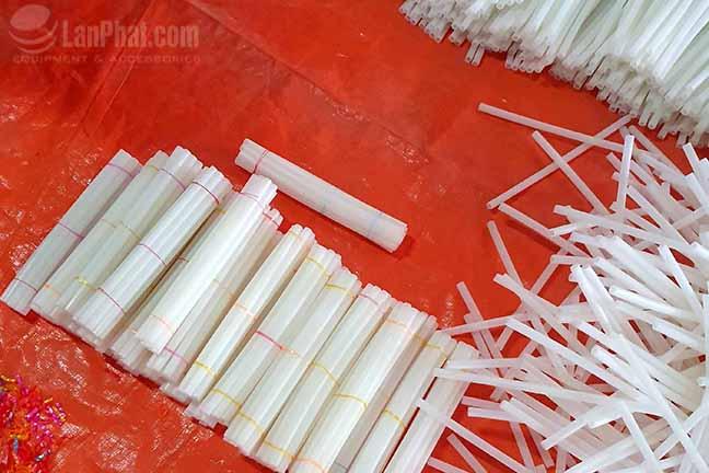 ống nhựa làm đồ chơi cho thú cưng D8